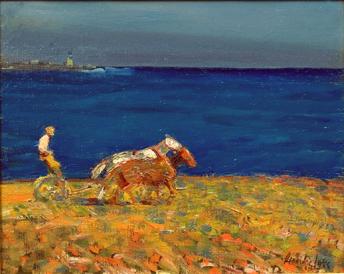 Henry Dyer, Cape Elizabeth, Maine