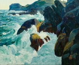 Gull Rock, Monhegan