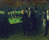 Billiards in Paris